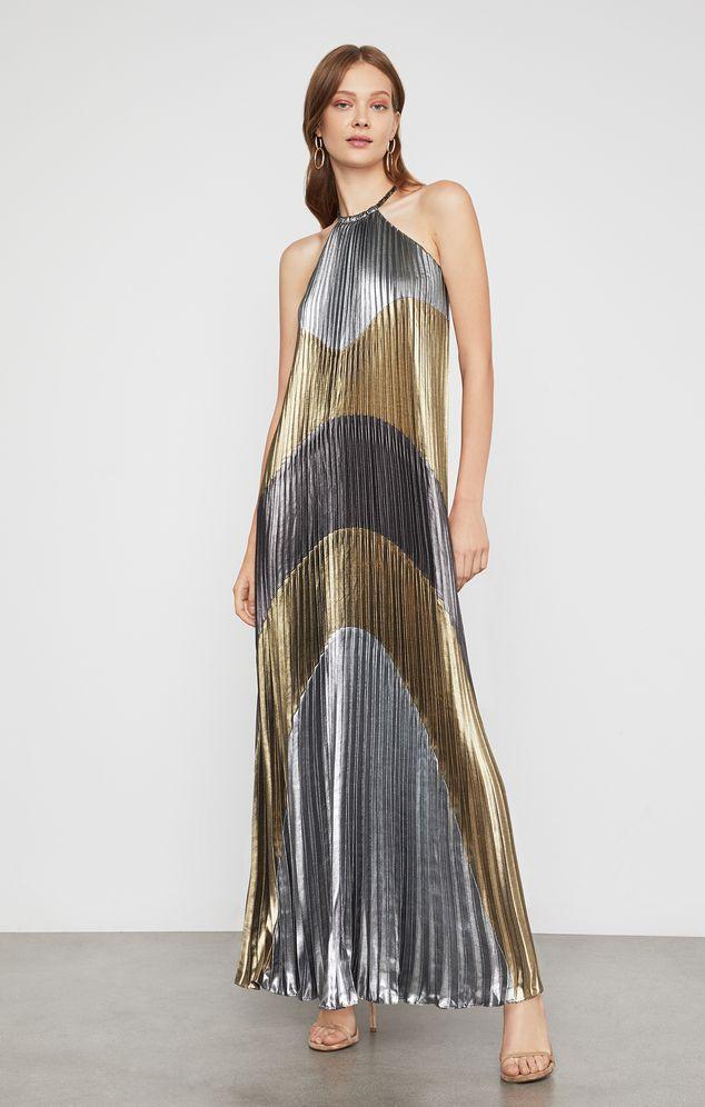 Vestido-Plisado-Con-Bloques-De-Color-Metalizado-OJZ60P54_S0P