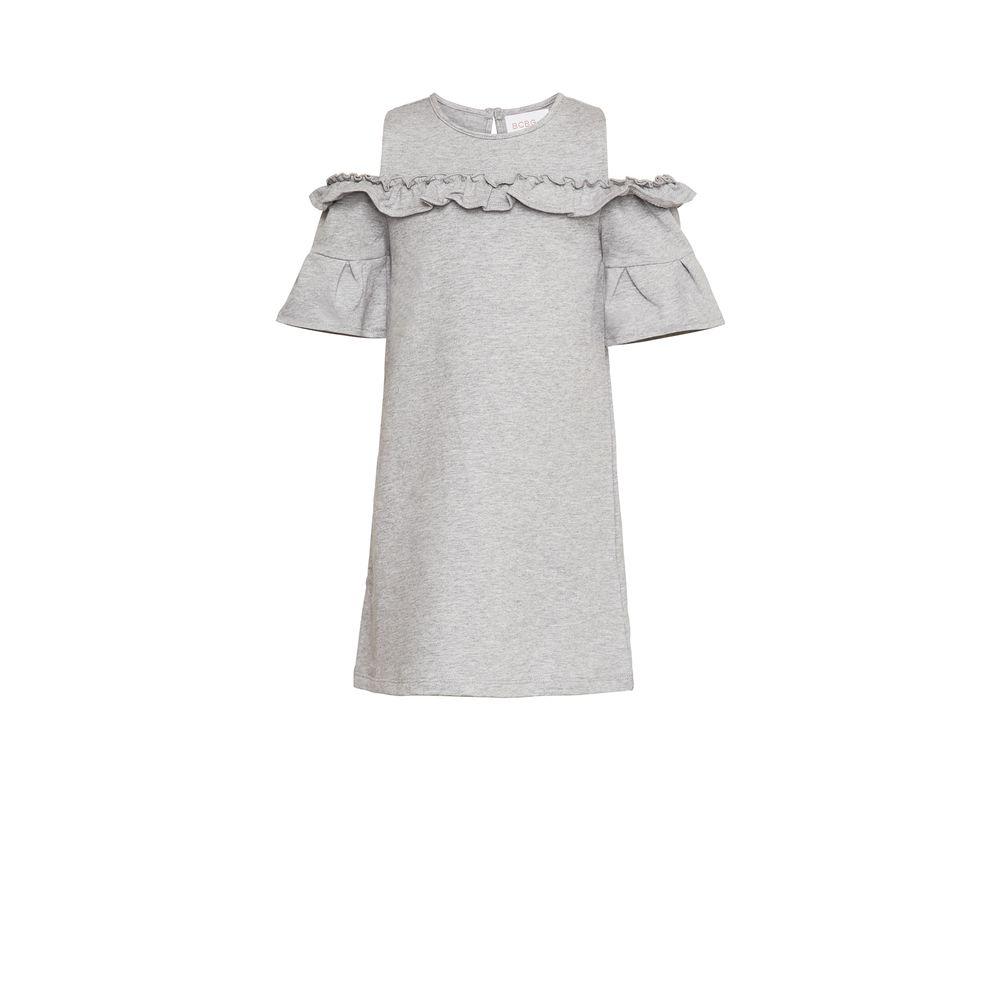 Vestido-BCBGirls-sin-hombros-gris-B638DR138_HEGR