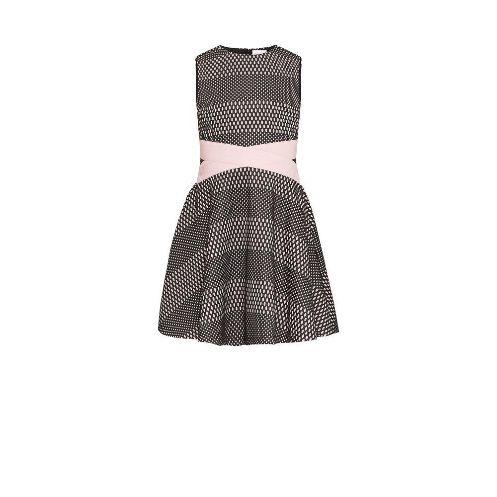 Vestido-BCBGirls-negro-con-lazo-rosa-B638DR186_BLK