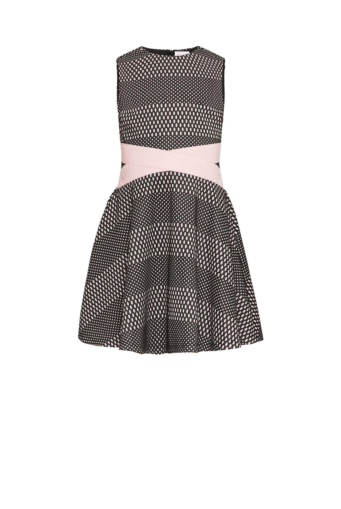 Vestido-BCBGirls-negro-con-lazo-rosa-B638DR186_BLK_e