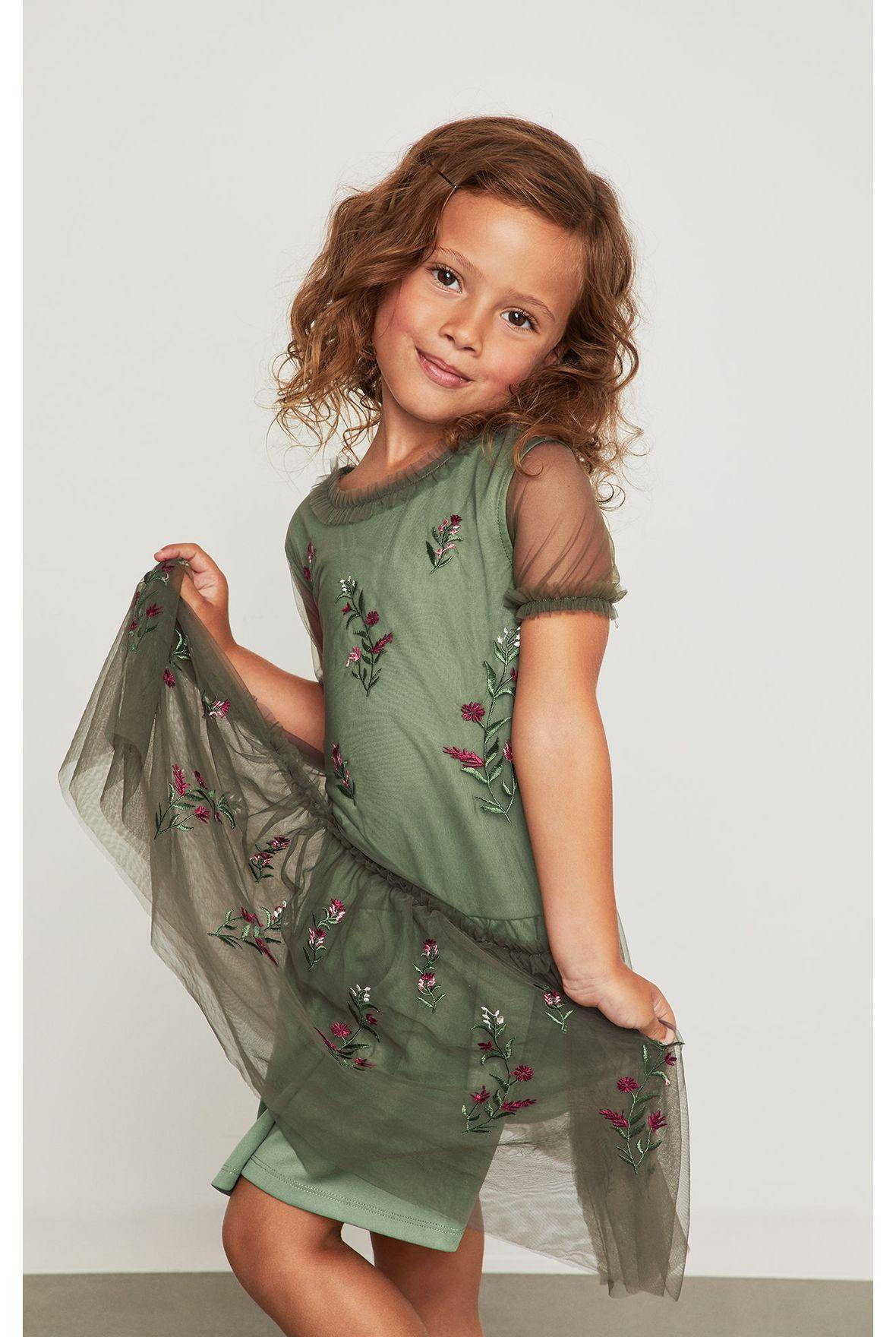 Vestido-BCBGirls-verde-con-flores-B638DR206_DOL