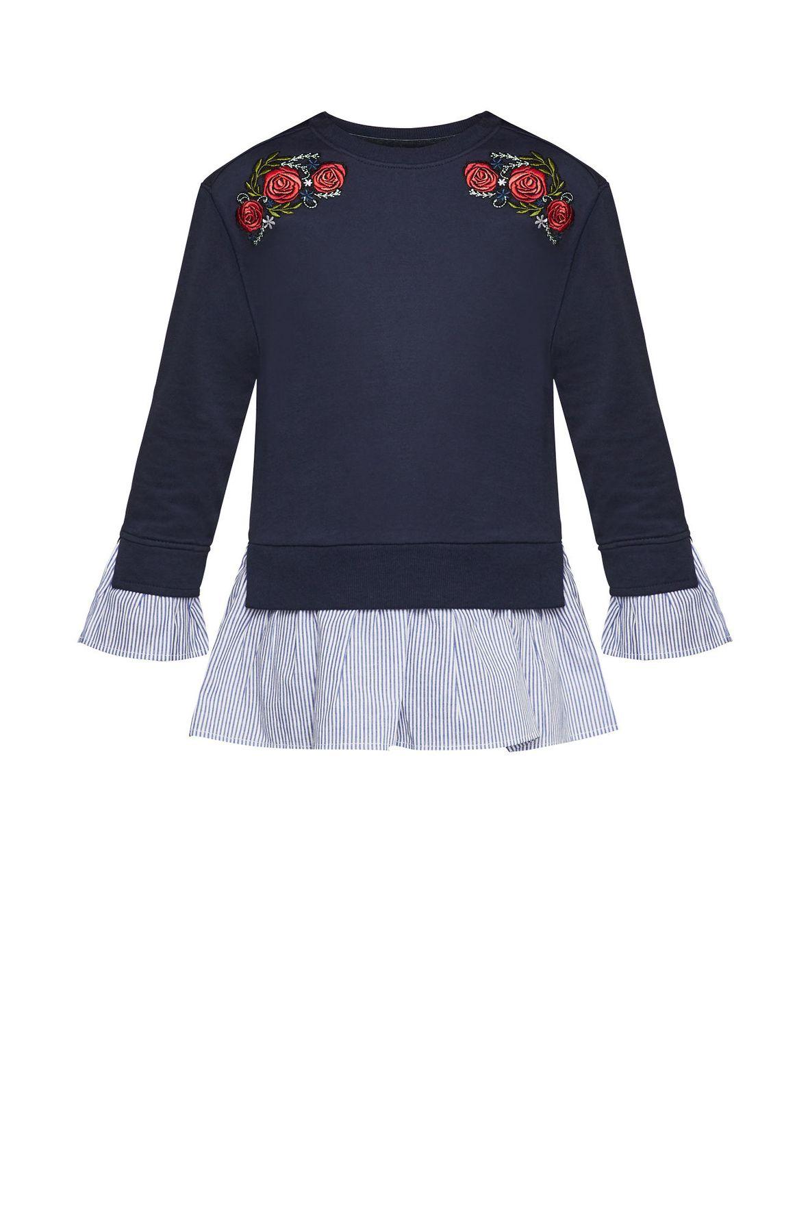 Blusa-girls-manga-larga-azul-marino-B638LK128_NVY_e