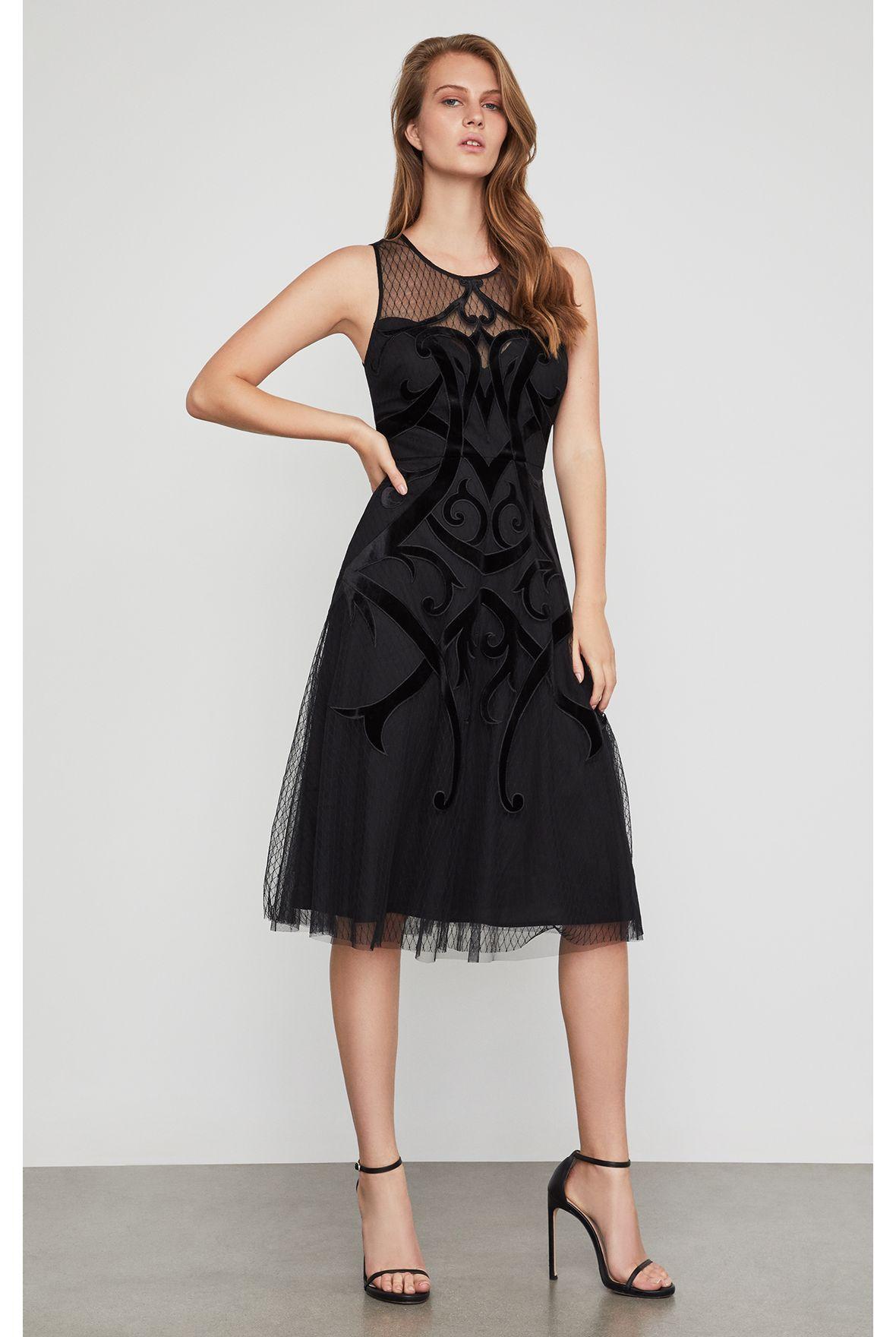 Vestido-midi-con-mesh-DDW6170687_001_b